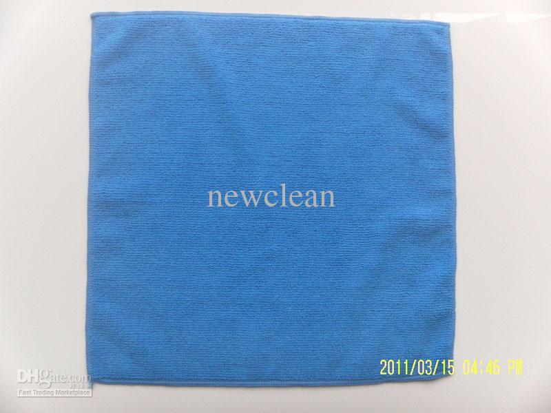 ستوكات منشفة الكثير 30cmx30cm السيارات وتنظيف الملابس، تنظيف النوافذ منشفة سيارة غسل القماش الليفة منشفة الحمام النظيفة مناشف اليد
