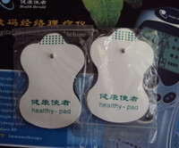 Wholesale Machine Healthy Digital - 100 pcs Electrode Pads healthy pad for Tens Acupuncture Digital Therapy Machine Massager
