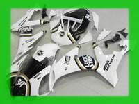 Wholesale Yamaha 34 - LUCKY STRIKE 34 bodywork for YAMAHA 2004 2005 2006 YZF-R1 fairings kit YZFR1 YZF R1 YZF1000 04 05 06