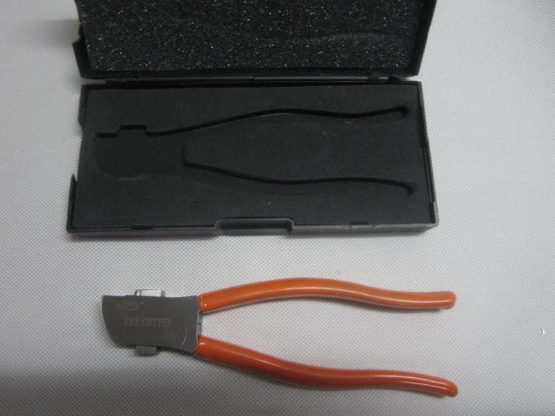 Cutter di trasporto Lishi Key, Serrature cutte chiave, attrezzo auto del fabbro, taglio chiave macchina Ø220