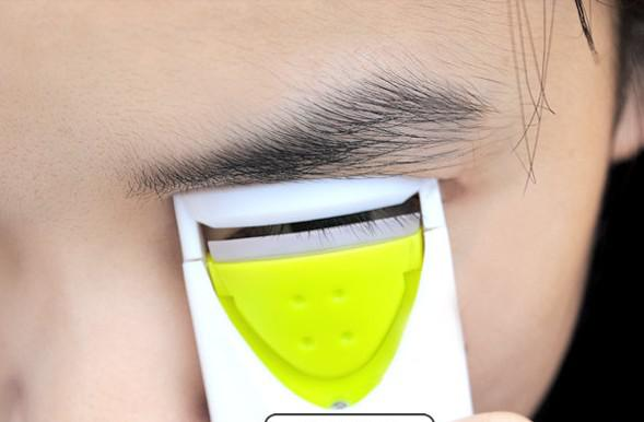 Макияж Инструмент Глаз Ресницы Клип Комплект Мгновенный Электронный Подогрев Ресниц Бигуди Eyeslash