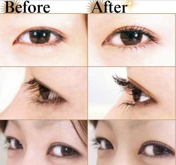Makeup Tool Eye Lash Clip Kit Instant Electronic Heated Eyelash Curler EyesLash