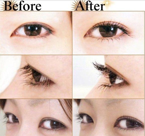 Makeup Tool Eye Lash Clip Kit Instant Electronic Heated Eyelash