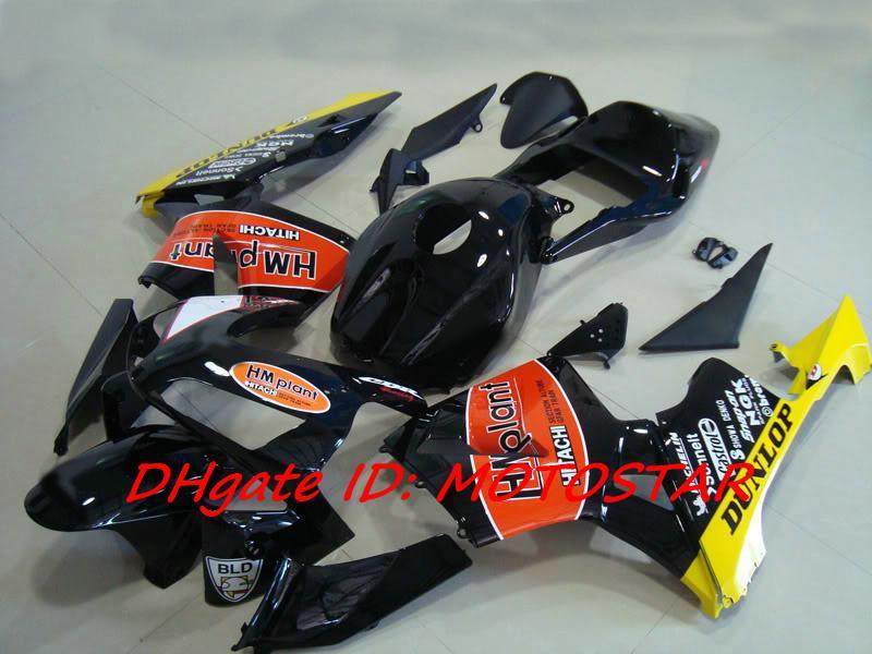 H6395 HM plane Injection fairing for Honda 2003 2004 CBR600RR F5 fairings CBR 600 RR 03 04 CBR600