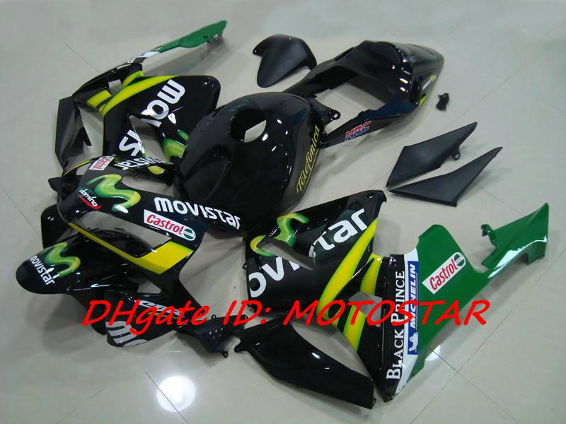 H6394 MOVISTAR Injection fairing for Honda 2003 2004 CBR600RR F5 bodywork CBR 600 RR 03 04 CBR600