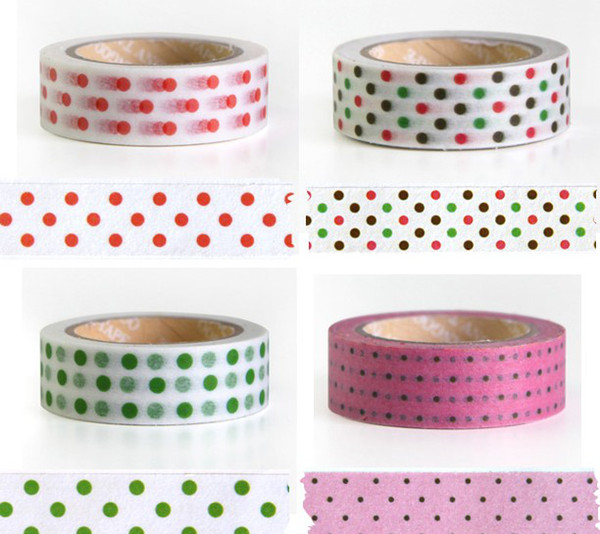 top popular Vintage lace dotty check cartoon series washi masking tape printing washi tape 32 designs 2021