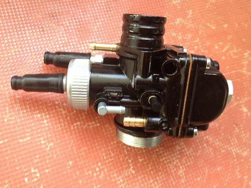 new replacement OEM from Dellorto PHBG DS Black 21mm Racing Carburetor Carb