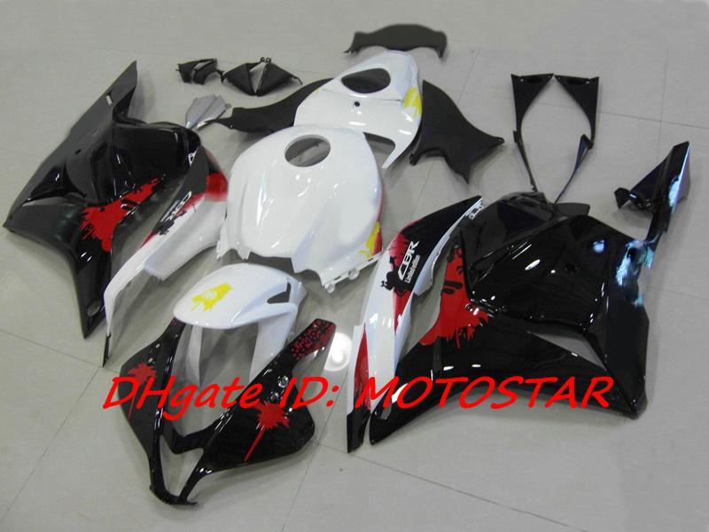 H696 kit de carenado de moldes de inyección para CBR600RR 2009 2010 2011 2012 CBR 600RR F5 CBR600 09-12