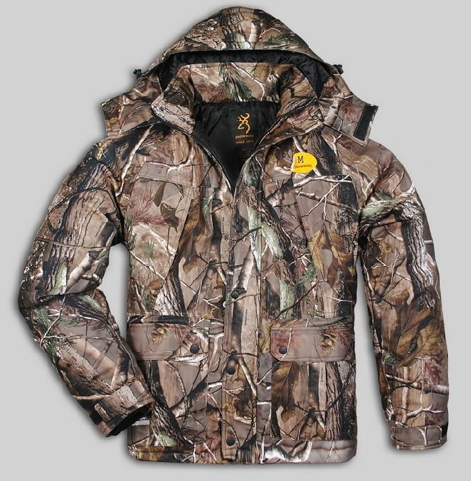 2018 Waterproof Winter Browning Hunting Suit,Realtree Camo ...