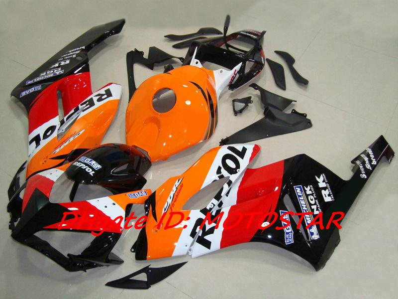 H149 REPSOL Juego de carenado de inyección para HONDA 2004 2005 CBR1000RR CBR 1000RR CBR1000 04 05 carenados de carrocería de motocicleta