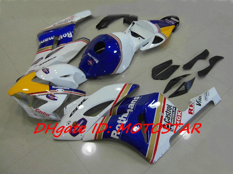 H149 Rothmans ABS Injection for HONDA 2004 2005 CBR1000RR CBR 1000RR CBR1000 04 05 bodywork fairings