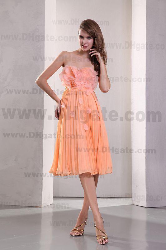 Elie Saab Dita Von Teese Sexy Red Chiffon Prom Gown Formal