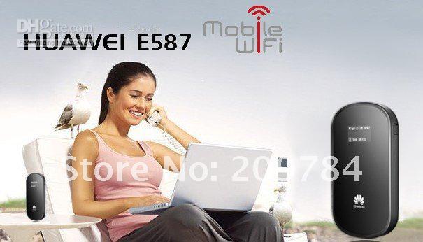 Huawei E587 Wireless router