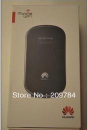 desbloquear 3g hsdpa modem Desconto EMS / DHL Huawei E587 3G Router Sem Fio de Bolso WiFi 42 Mbps MiFi hotspot original marca novo pacote H