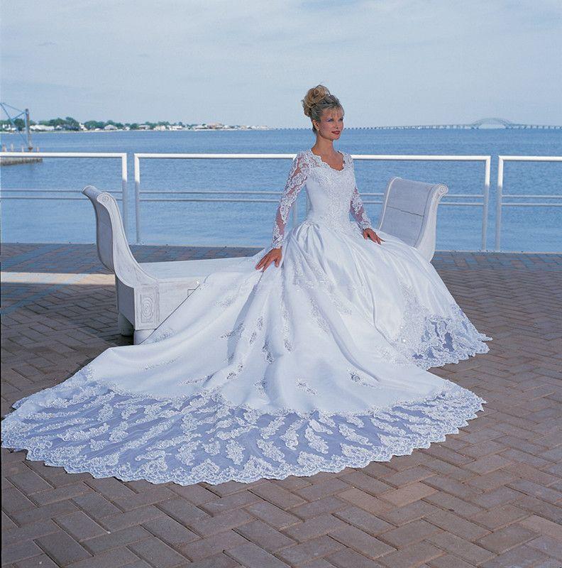 Beach Wedding Dresses Ball Gown