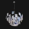Best Sellers!Ingo Maurer Zettel'z 5 Zettelz 6 Postcard Chandelier Study Room Pendant Lamp