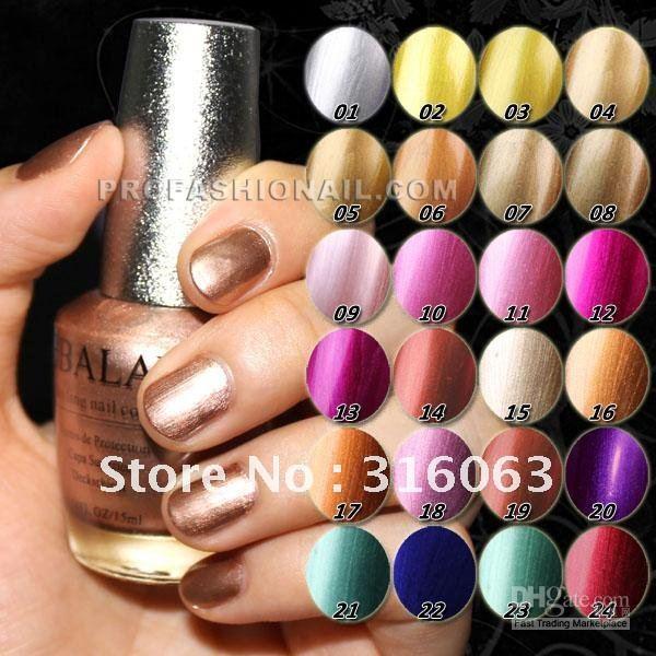 15ml Chrome Metallic Nail Polish Fantasy Nail Vanish Nail Art Na628