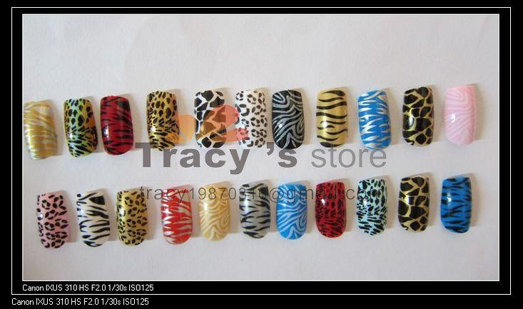 Acrylic nail art salon leopard design nail tips designed care acrylic nail art salon leopard design nail tips designed care glue sex cool sticker t acrylic nails nails from sara2013 3438 dhgate prinsesfo Choice Image