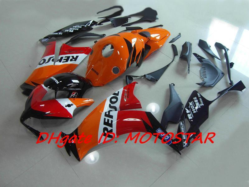 OEM REPSOL Injectie Mold Fairing for Honda 2012 2013 2014 CBR1000RR CBR 1000 RR 12 13 14 15 Carrosserieballen