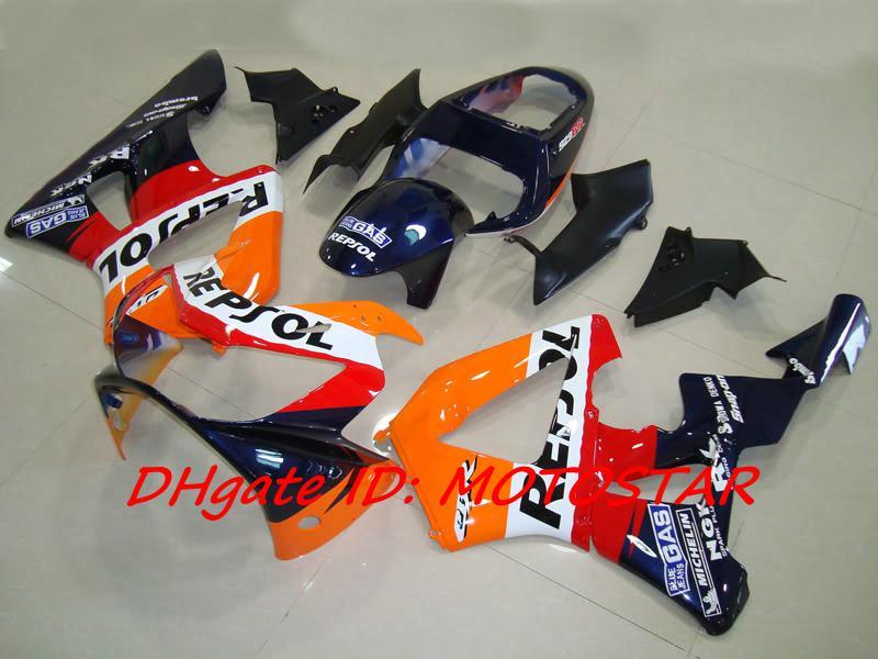Repsol 100 % 사출 성형 ABS 혼다 용 CFT900RR 929 2000 2001 CBR900 929RR CBR929 00 01 CBR929RR