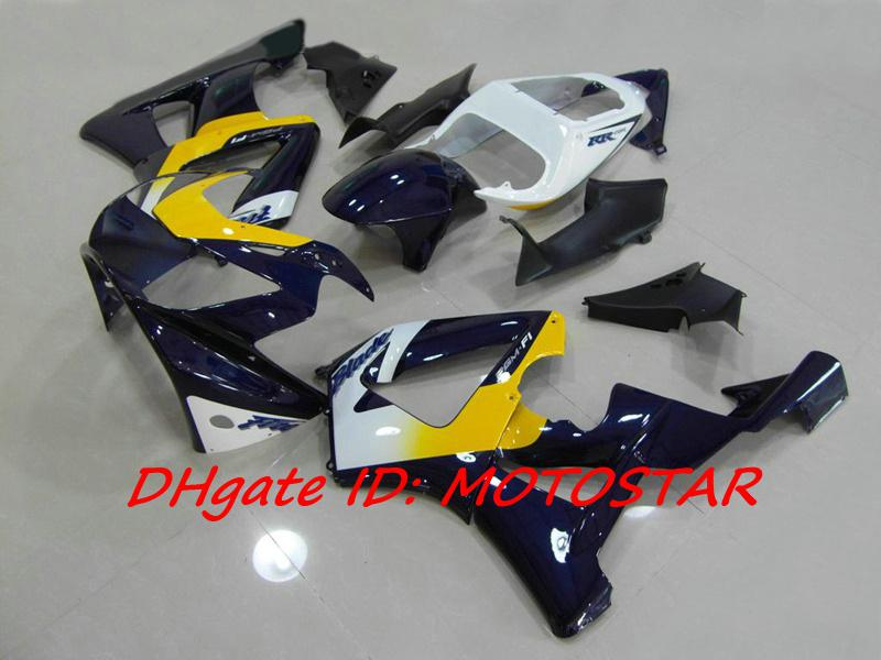 Compression Injeciton mold fairing kit for CBR900RR 929 2000 2001 CBR900 929RR CBR929 00 01 CBR929RR