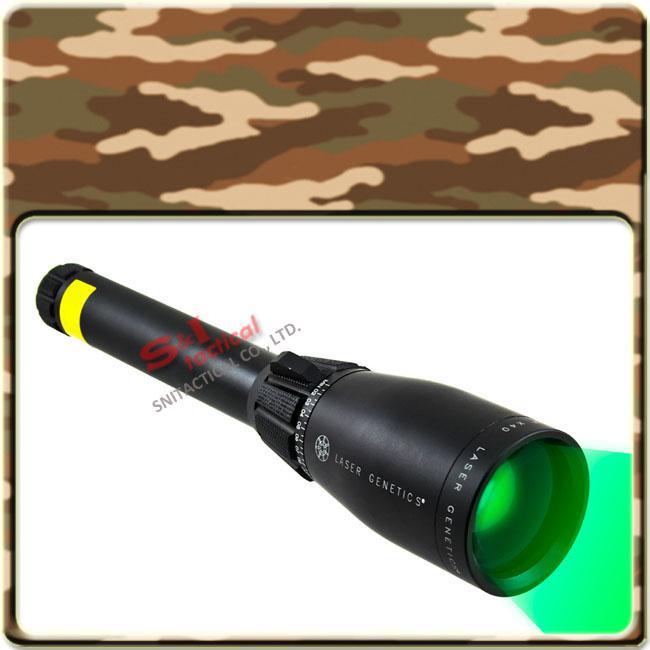 レーザーGenetics ND3 X 40長距離緑色レーザー設計者