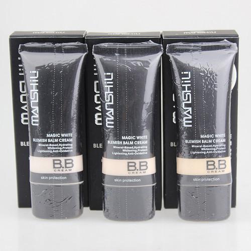 12 teile / los 1 farbe BB Creame Mineral basierend Feuchtigkeitsspendende Schützen Aufhellung Anti Oxidative 40g M-815 1-3 #