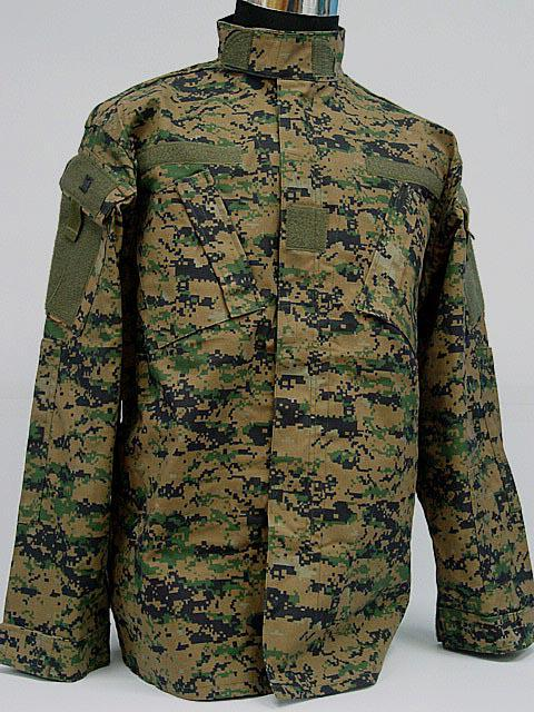 USMC Army Navy Digital Camo Woodland BDU Uniform Set Hunting Suit Hunting  Sets UK 2019 From Lintty fbcae75c00b