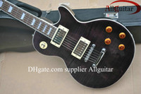 Wholesale Transparent String Body - custom Shop Guitar Kroeger Signature Blackwater Transparent electric Guitar