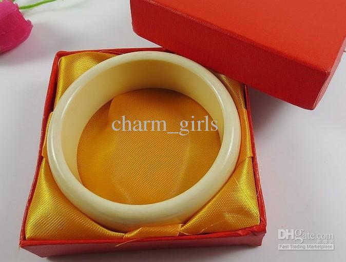 20pcs 9X9CM rouge boîte à bijoux Bracelet boîte boîte carrée boîte-cadeau