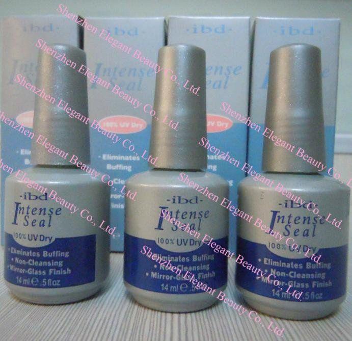 Wholesale Nail Art Salon Supplies Ibd Intense Seal Uv Top Coat Gel ...