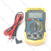 Wholesale Digital Multimeter Capacitance Inductance - LCR Inductance Capacitance Digital Multimeter Meter RCL