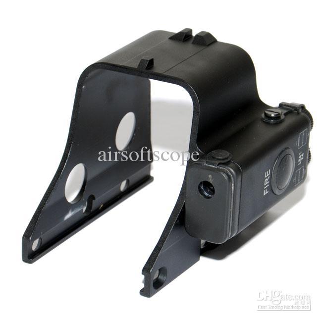 551/552ホログラフィックサイトのためのEolad Red Laser QDサイトカバー