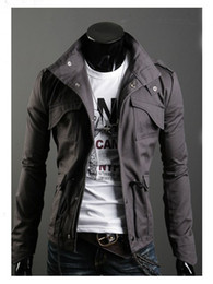 Wholesale Desmond Miles Jacket - NEW Assassin's Creed desmond miles Style cosplay Jacket