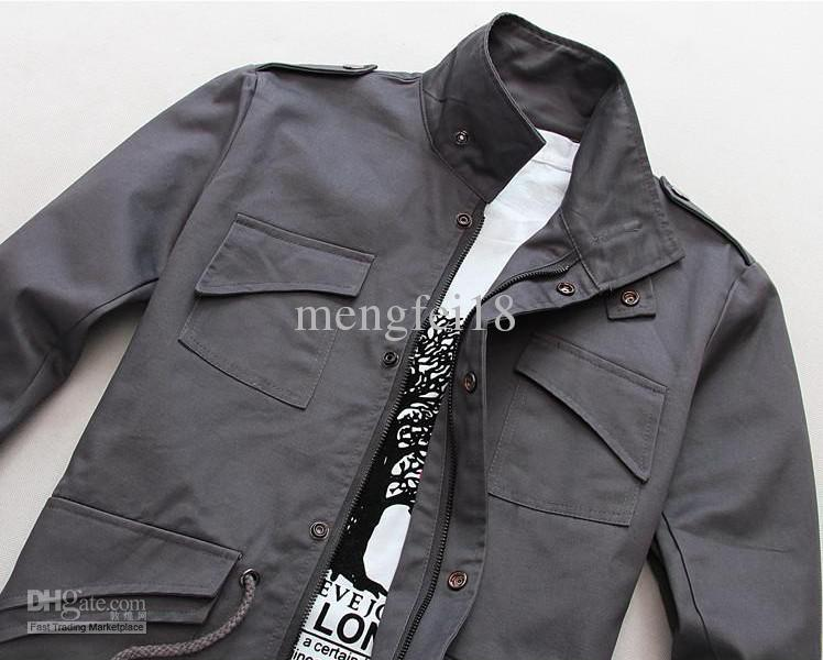 New Assassin's Creed Desmond Miles Style Cosplay Jacket