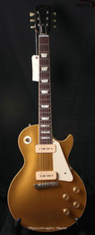 Wholesale Electric Guitar Instrument - custom shop 1956 top-goldtop 2P90 PICKUPS electric guitar best Musical Instruments