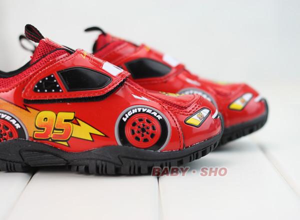 chaussures flash mcqueen
