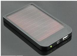 $enCountryForm.capitalKeyWord Canada - 2600mAh Power Bank USB Solar Panel Charger Battery for MID MP3 MP4 PDA Phone Free shipping +Retail B