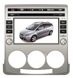 Wholesale Gps Navigation System Mazda - GPS Pino Intelligent (2005-2014) Mazda 5 Navigation System & DVD Player