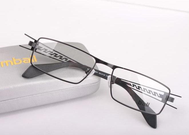 Eyewear Glass Frames Mens Eye Frame Metal Men Glasses Cheap Optical ...