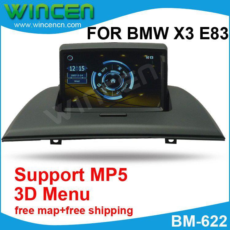 Großhandel Gps 7 & Amp; Quot ; Auto Dvd Spieler Für Bmw X3 E83 Mit ...