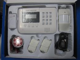 2019 sistema de alarme anti-roubo pstn Porta, loja, PSTN E sistema de segurança sem fio do alarme de assaltante da G / M, redes dobro, voz disponível S914 sistema de alarme anti-roubo pstn barato