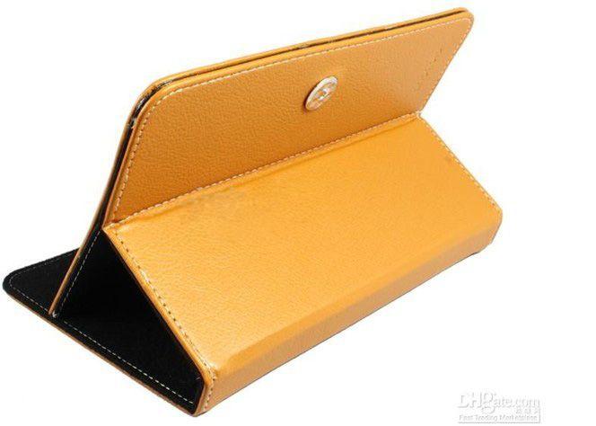 7 '' Etui en cuir universel pour tous les Tablet PC 7 '' Newman S1, Tornados Ainol NOVO7, Cube