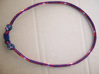 Wholesale College Titanium Necklace - Wholesale - Titanium singles rope football college sports many teams necklaces no box only necklac