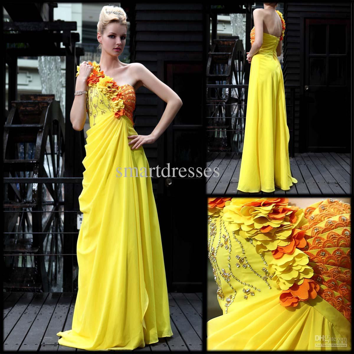 Yellow dress buy online