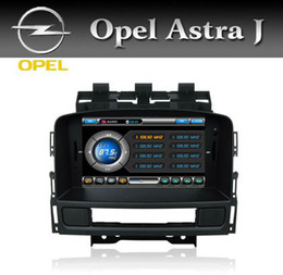 Wholesale Opel Astra Dvd Gps - Car Video system for Opel Astra J with 3G GPS BT TV RDS USB SD DVD CD IPOD Canbus Free shipping