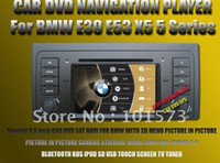 Wholesale E53 Gps - HD 7 Car DVD GPS Navigation Player FOR BMW E39 5 series E53 M5 Freeshipping