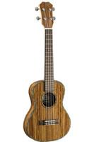 Wholesale Zebrawood Soprano Ukulele - Tom Ukulele Tenor Ukulele with Thin Body All Zebrawood Body with Aquila String