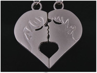 Lover Keychains Promotion Men Heart Couples Keychains Alloy Valentines day Gift Alloy Novelty Items Keychains Online shopping