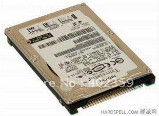 Old Ide Notebook Hard Drive 108